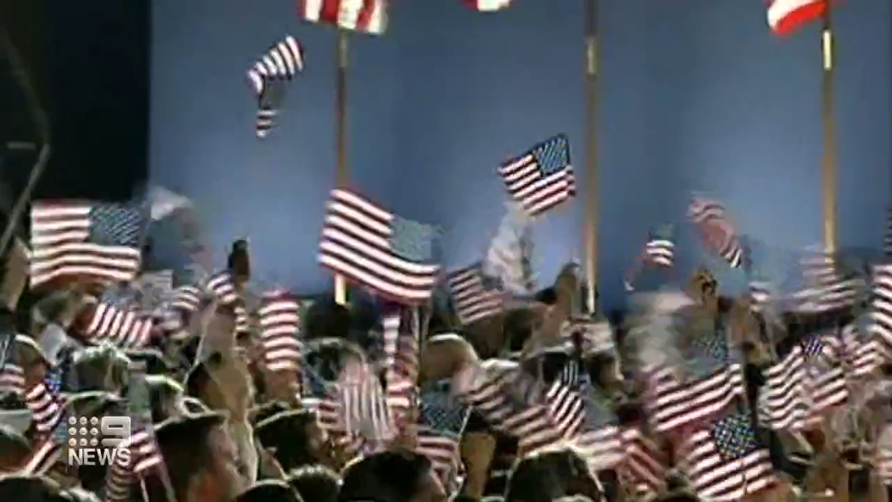 Charles Croucher on the career of US President Joe Biden