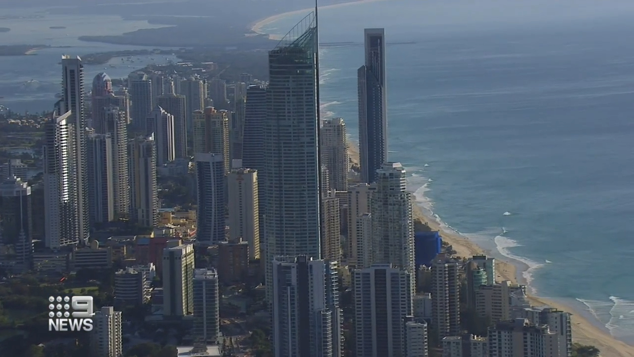 Gold Coast home owners $106million in debt
