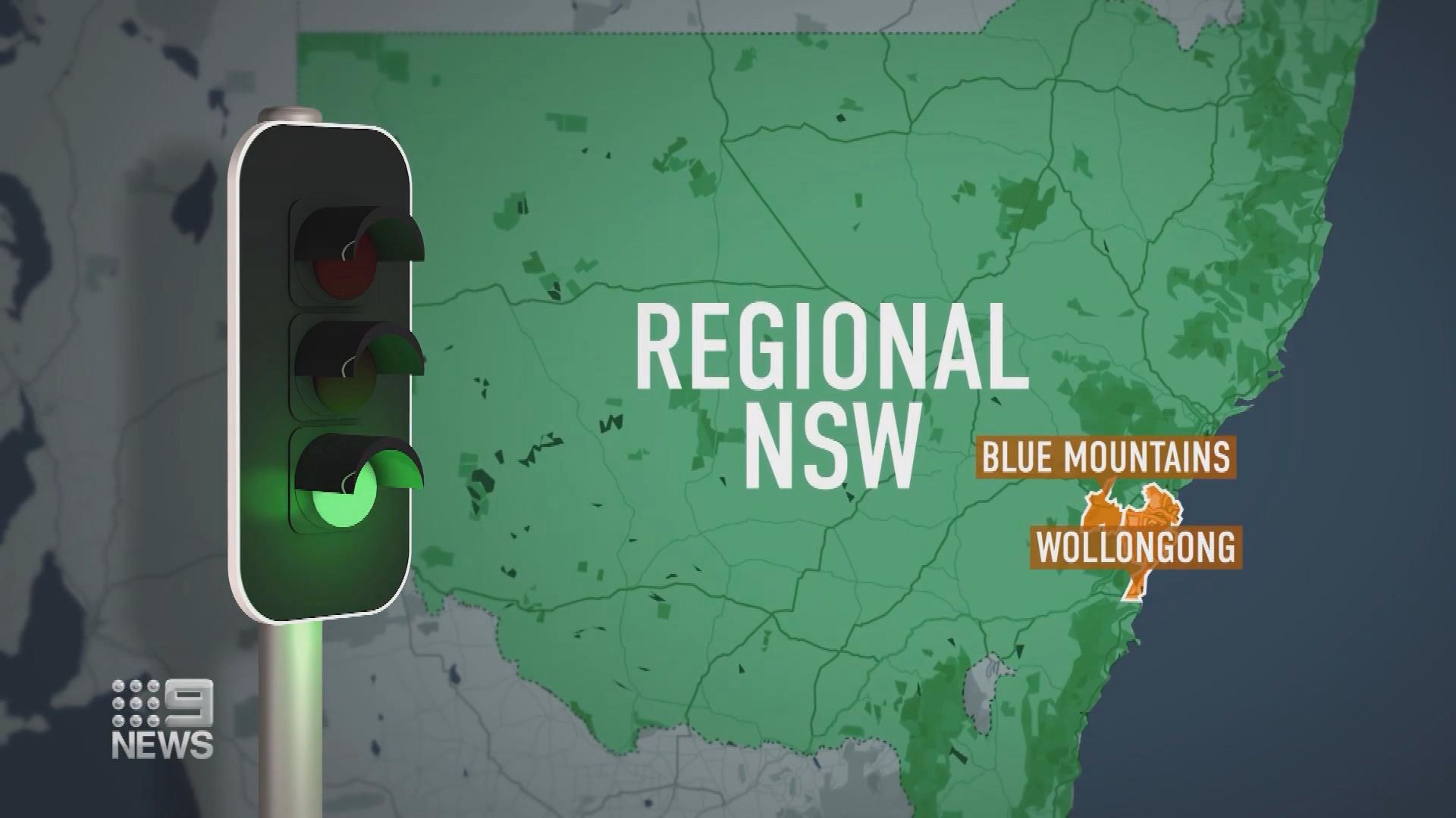 Coronavirus: Victoria opens borders to Sydney suburbs
