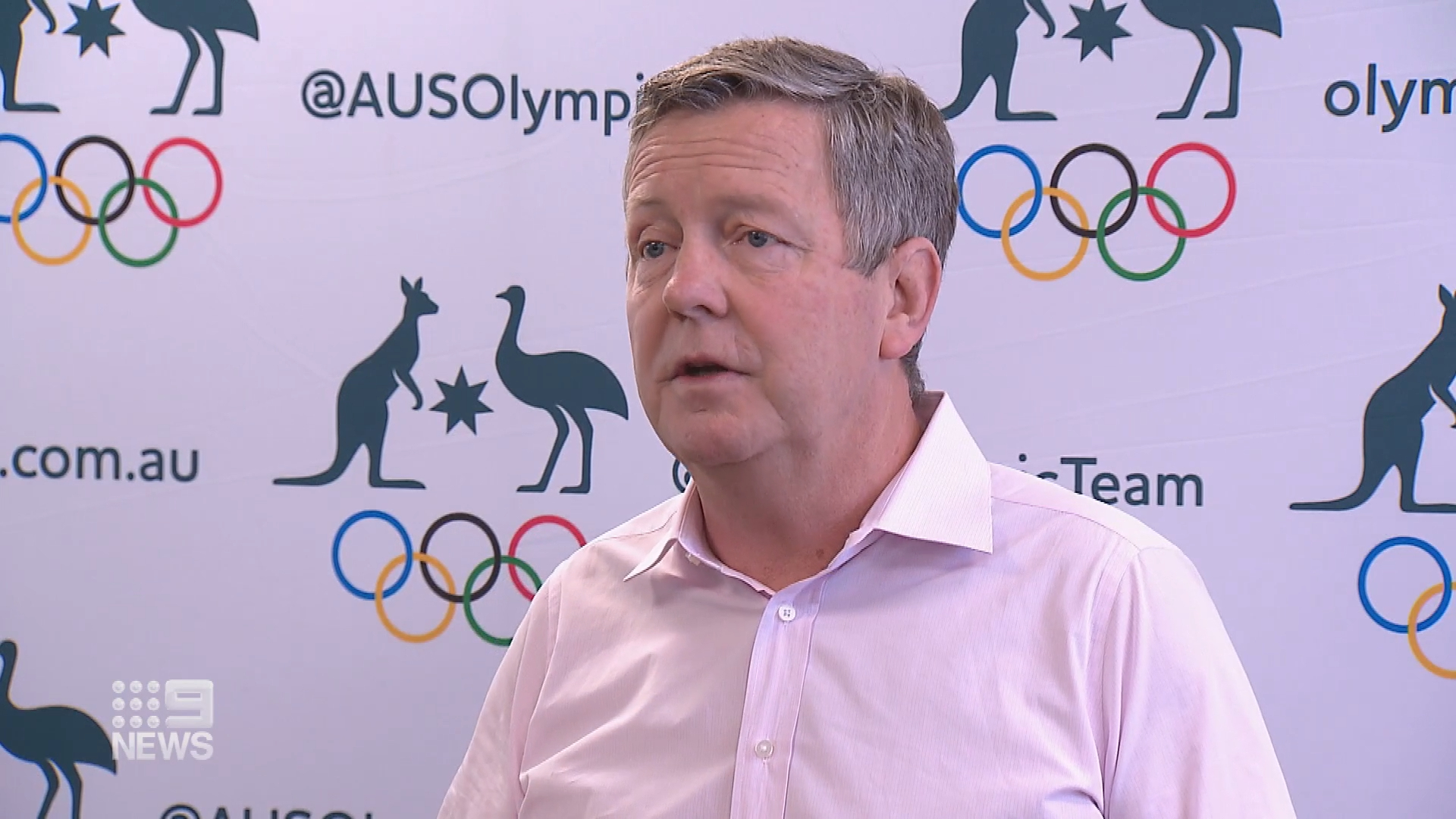 Australian Olympic committee pushes ahead with preparations