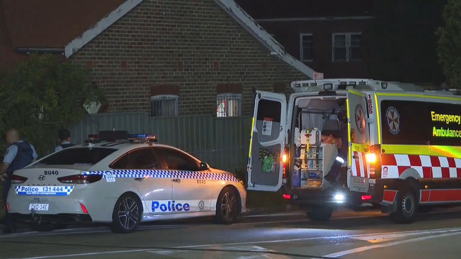 Elderly woman attacked in alleged home invasion in Sydney's west