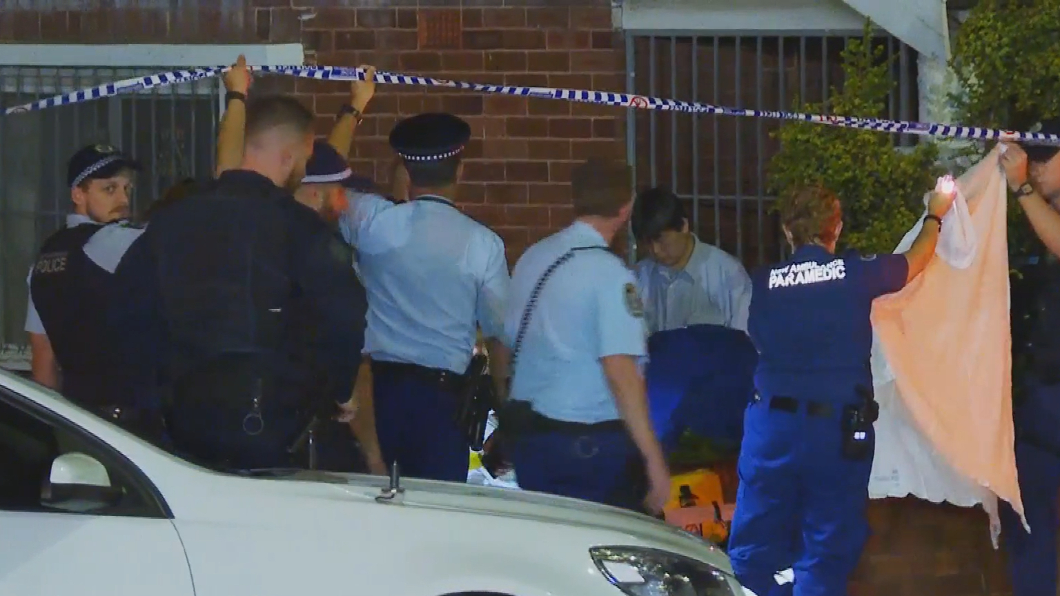 Grandmother assaulted in home invasion in Sydney's inner west