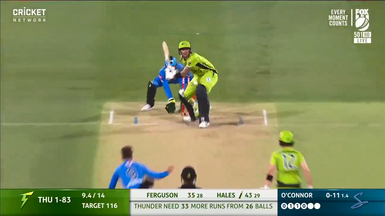English star shatters BBL sixes record