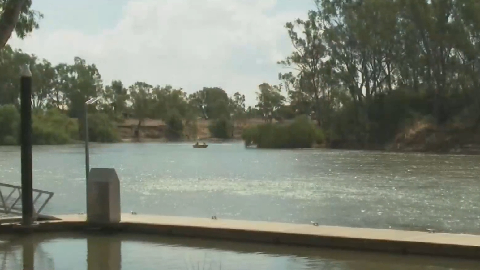 Concerns for man believed to have drowned in the Murray River