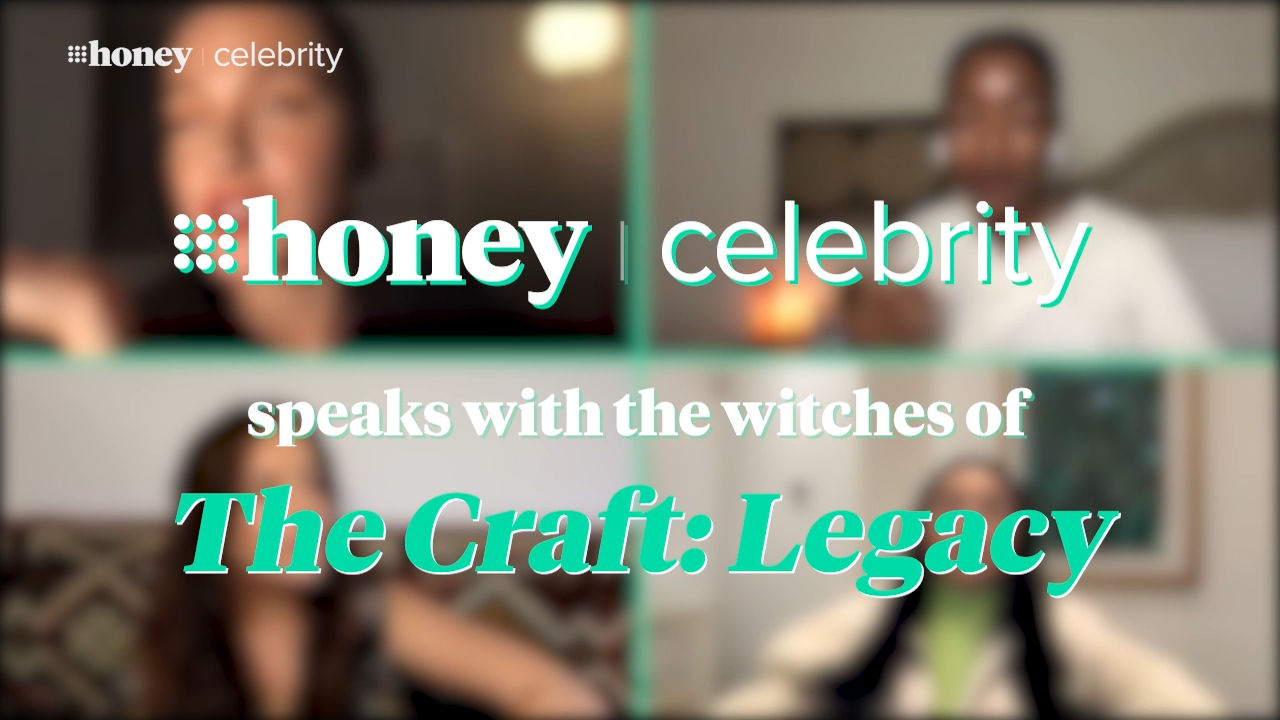 9Honey Celebrity chats to the cast of The Craft: Legacy