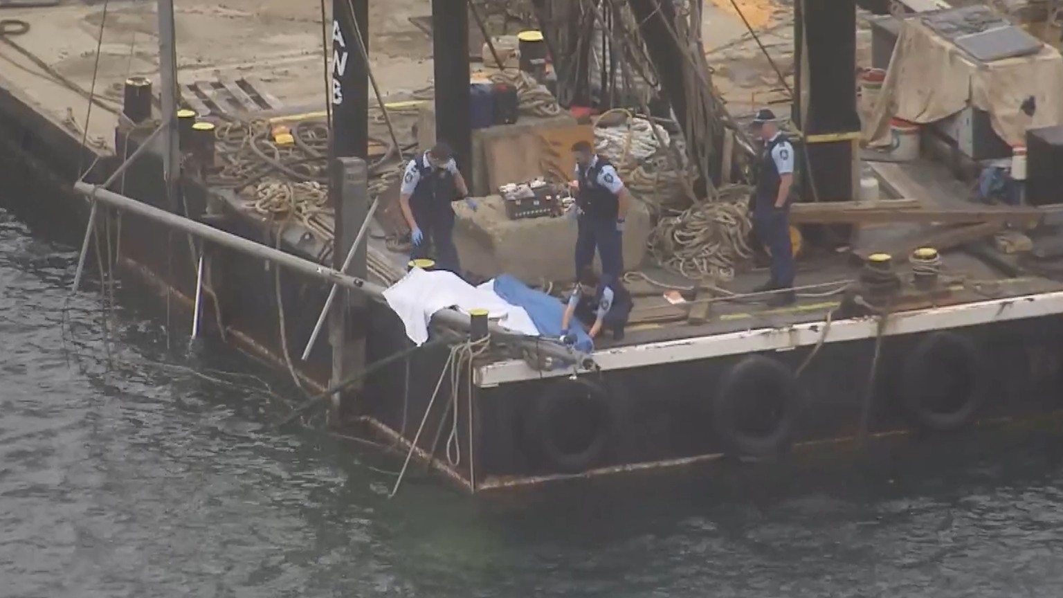 Man killed in Sydney workplace incident