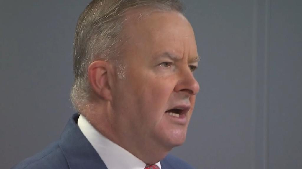 Labor leader denies challenge
