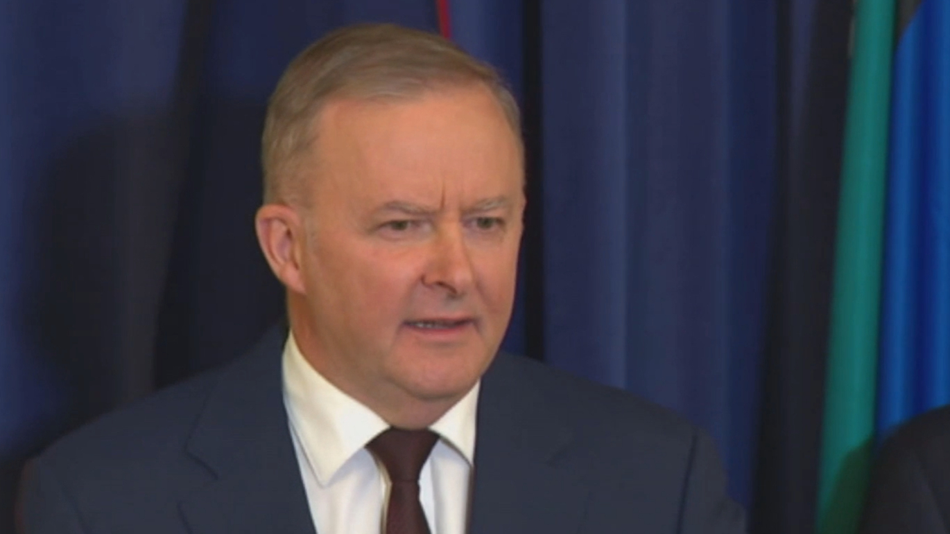 Anthony Albanese announces Cabinet reshuffle