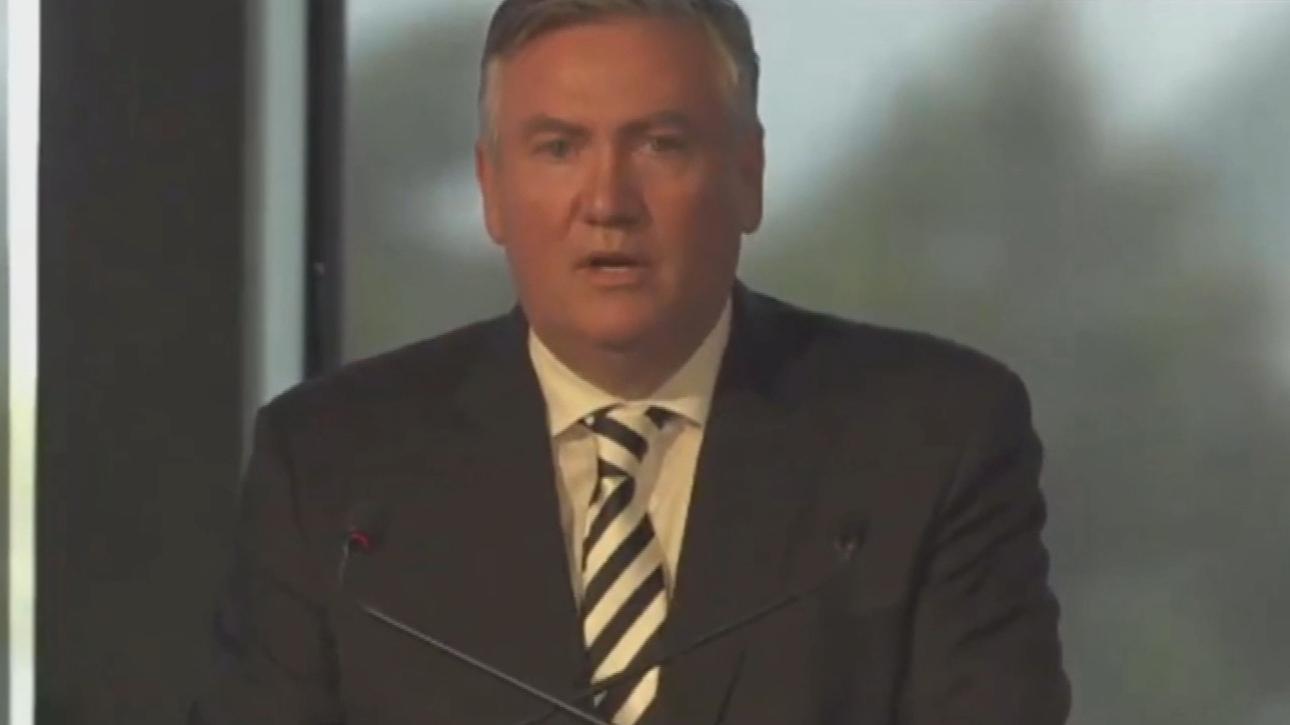 McGuire apologises