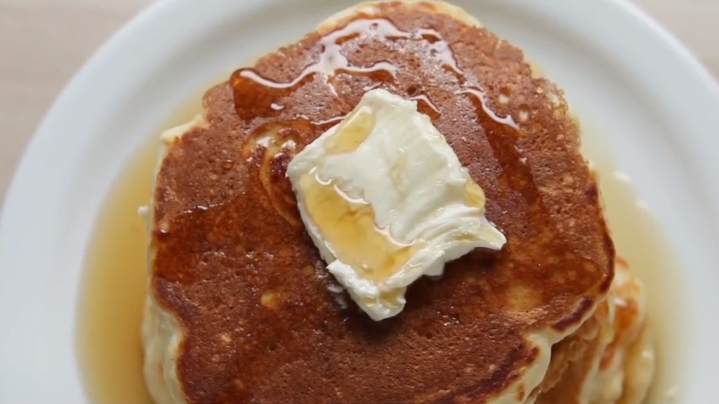 Pancake day at Today Show