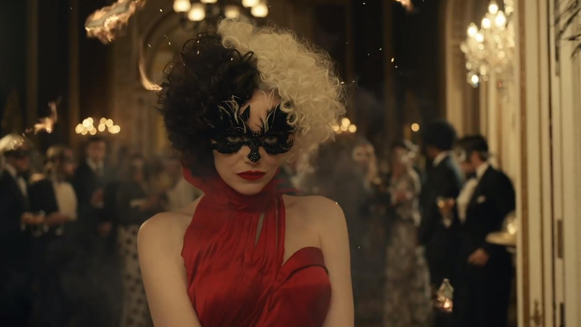 Cruella official trailer