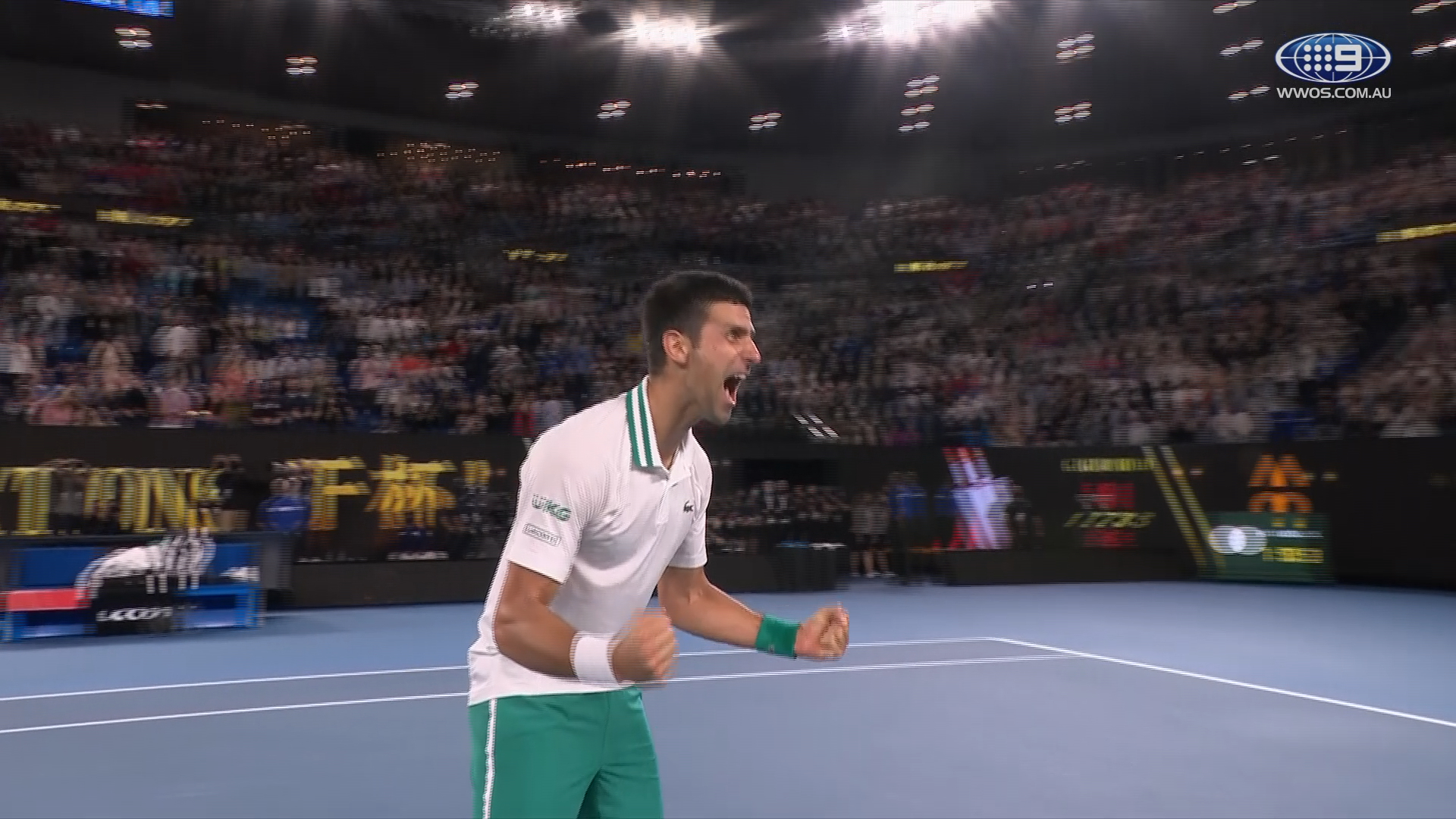 Australian Open: Novak Djokovic v Daniil Medvedev