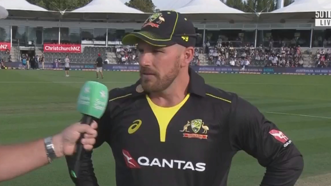 What Finch expects of young crop
