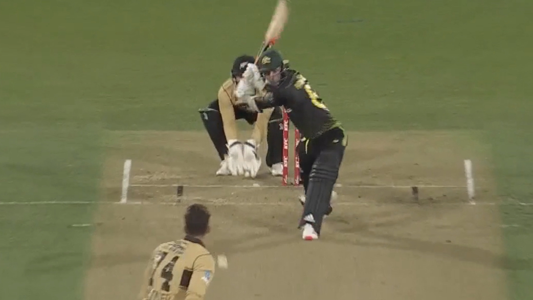 Kiwis wrap up first T20 win