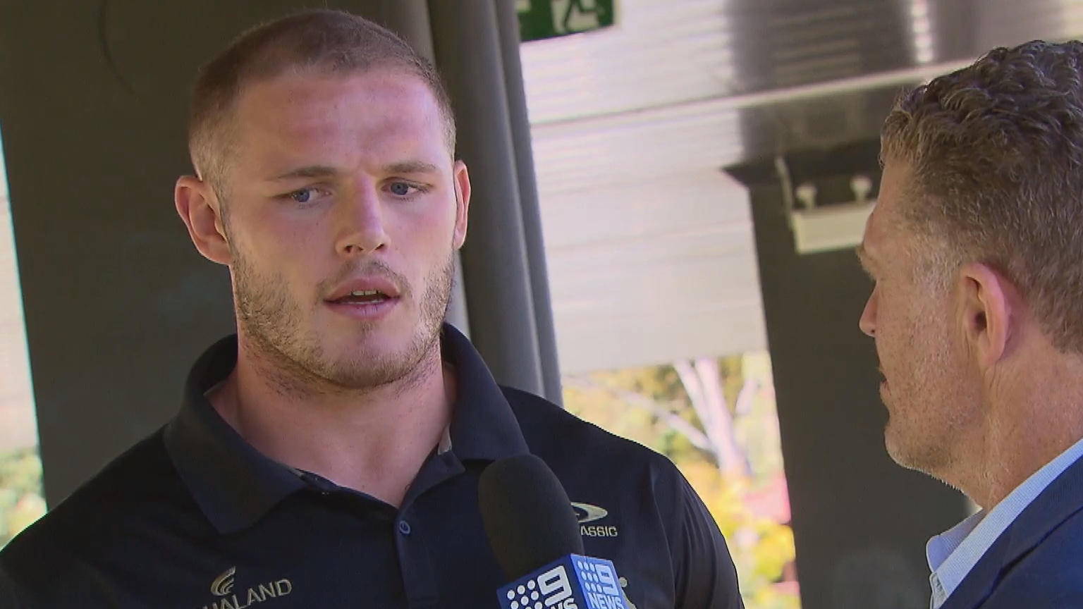 Burgess family breaks silence
