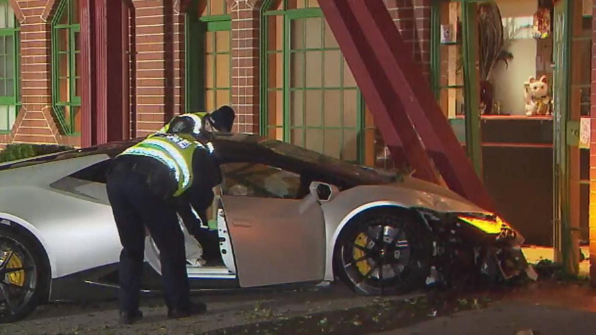 Lamborghini driver accused of killing an Adelaide schoolgirl