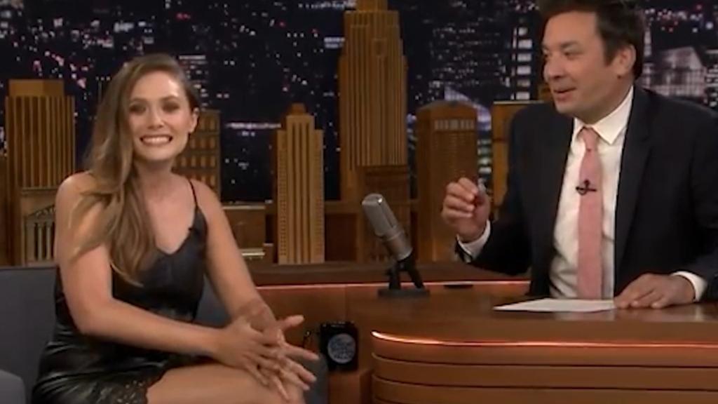 Elizabeth Olsen doesn't remember acting in Mary-Kate and Ashley Olsen films