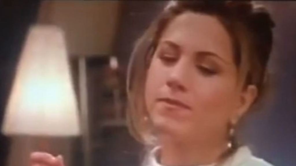 TikTok user points out Jennifer Aniston's vocal tic in Friends