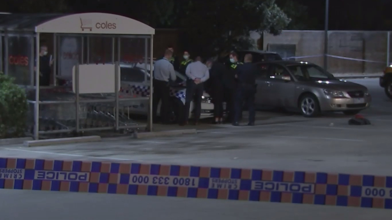 Man charged over Melbourne drive-by shooting