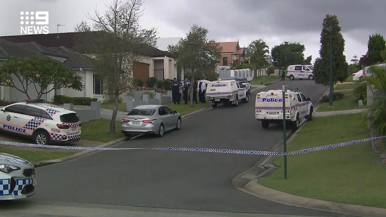 Queensland homicide squad investigating death of elderly woman
