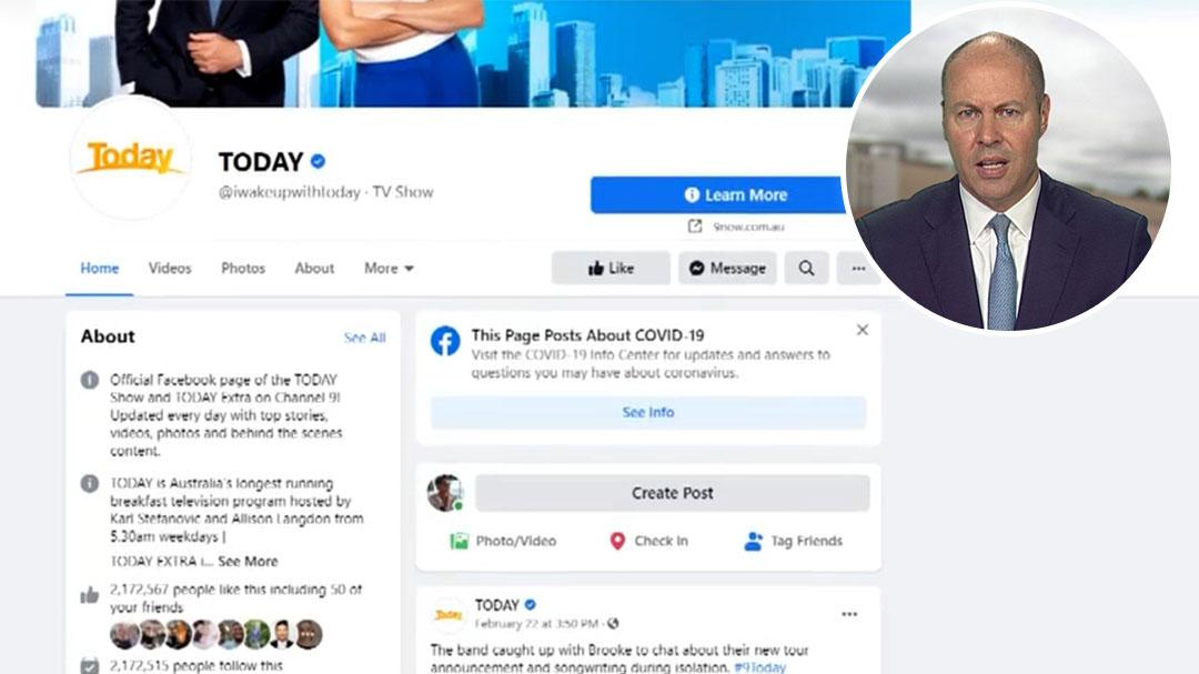 Facebook restores Australian news