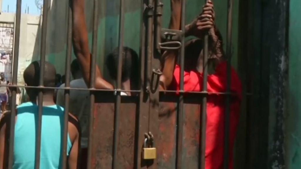 Overcrowding a major problem in Haiti prisons
