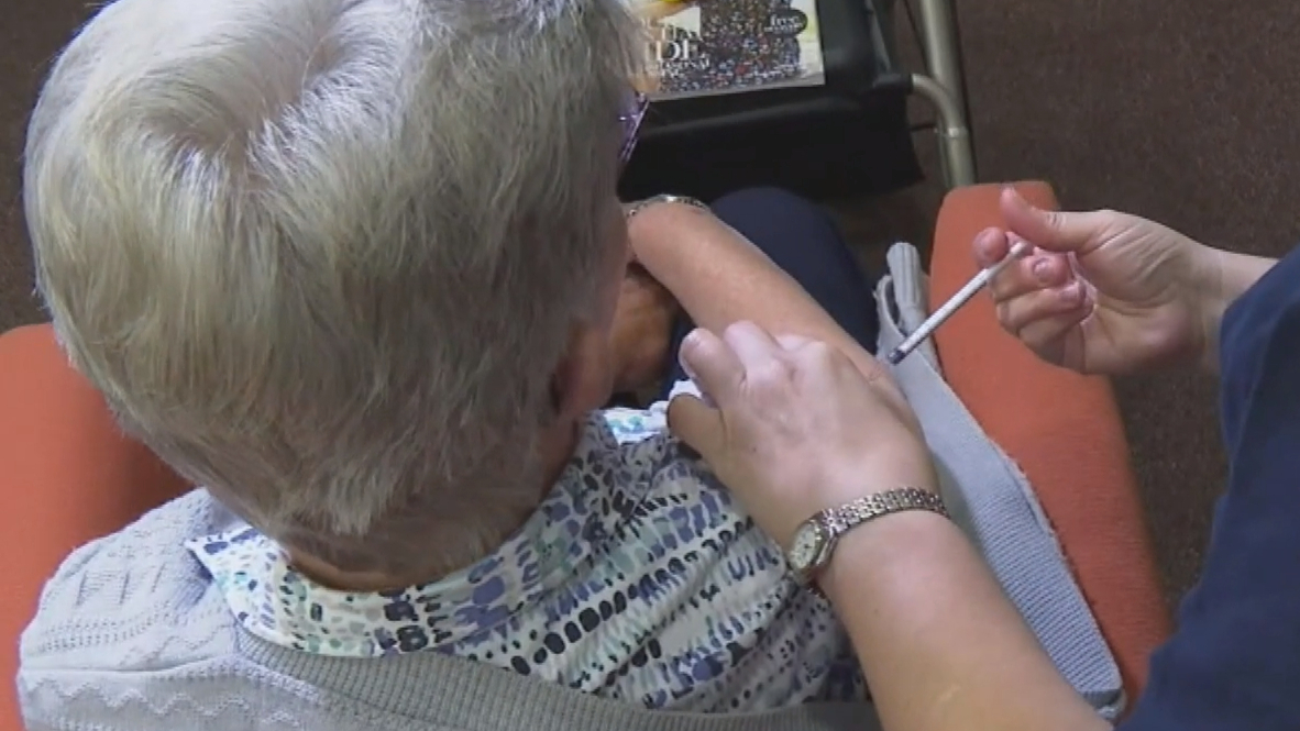 Pfizer vaccine doses binned in stuff up