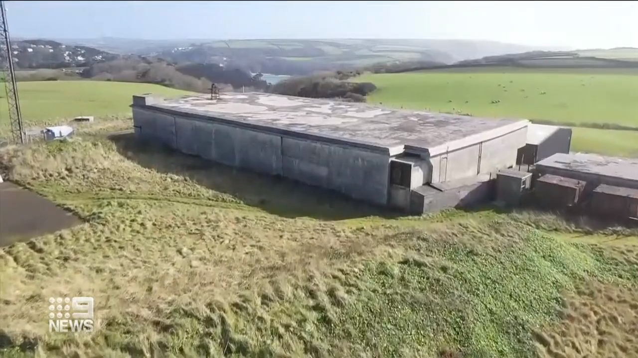 Cold War Bunker for sale