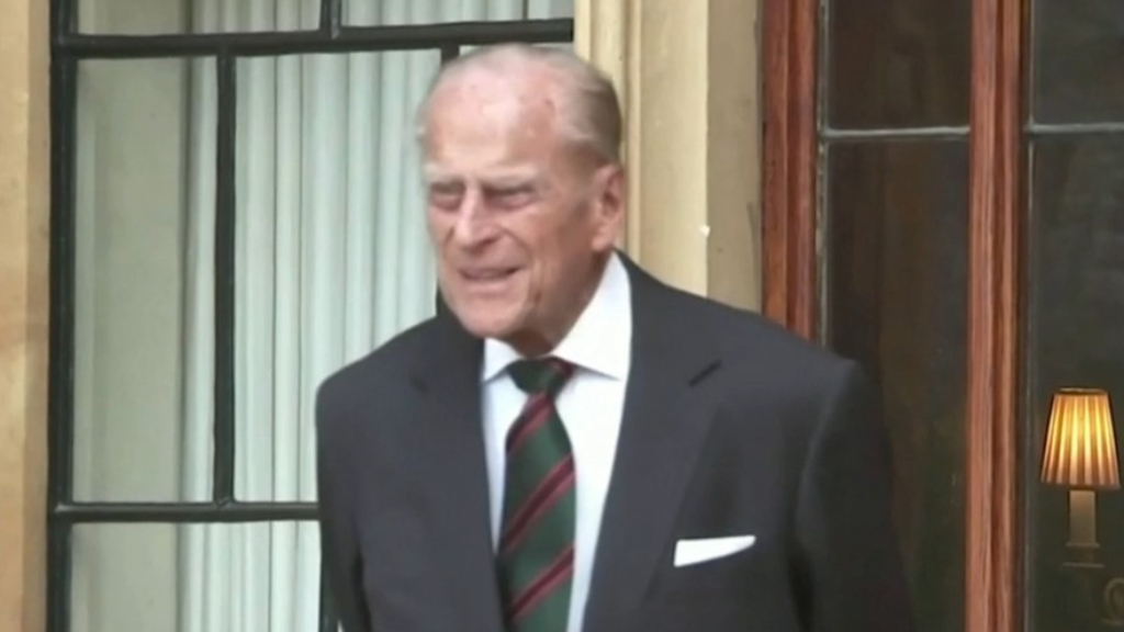 Prince Philip transferred to new hospital specialising in cardiac care