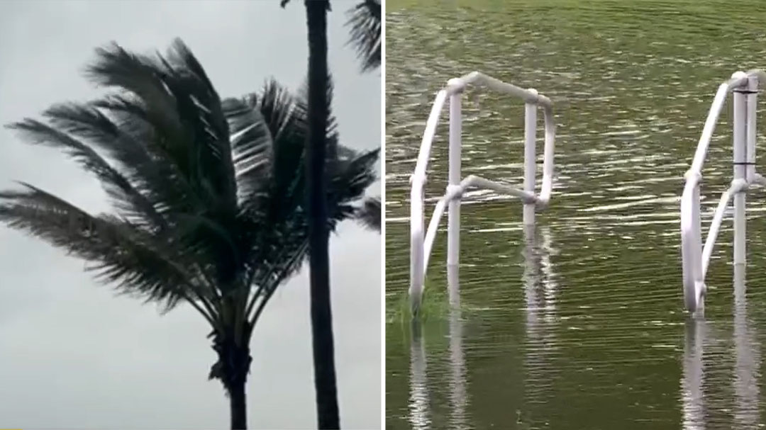 Wild weather continues to lash Far North Queensland