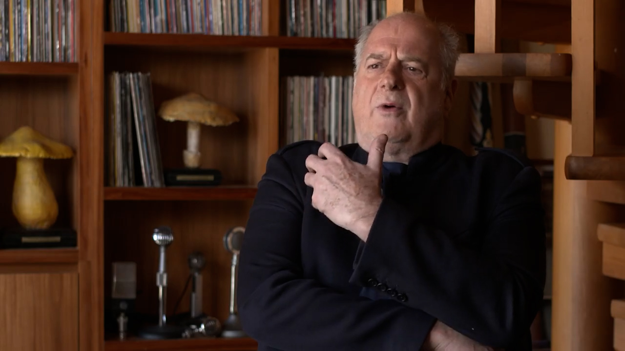 Michael Gudinski discusses music industry in the 1960s