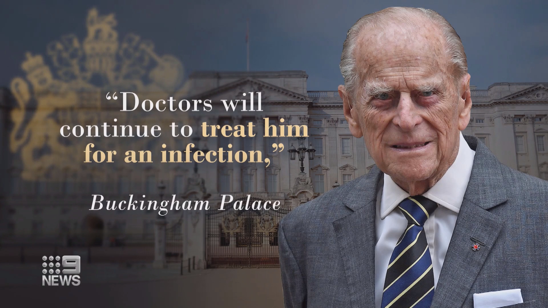 Prince Philip has been transferred to a specialised cardiac hospital in London
