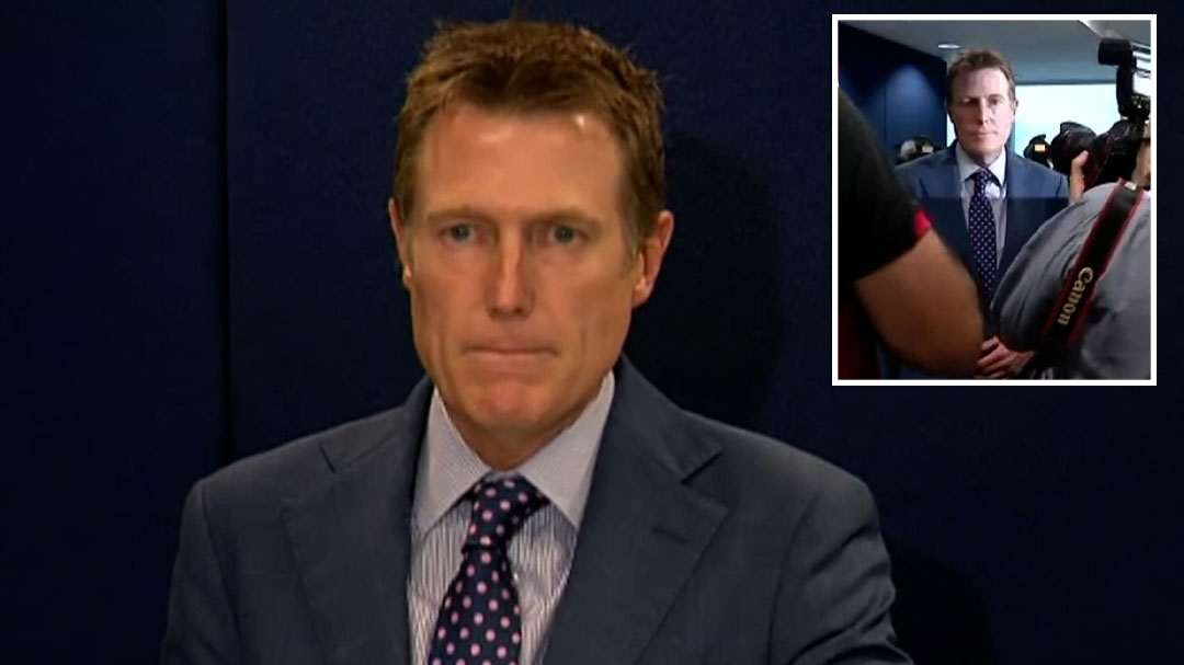 Christian Porter refuses to step down amid calls for an independent inquiry