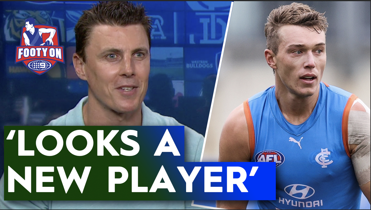 Why fans should expect new and improved Cripps - 2021 Carlton Season Preview