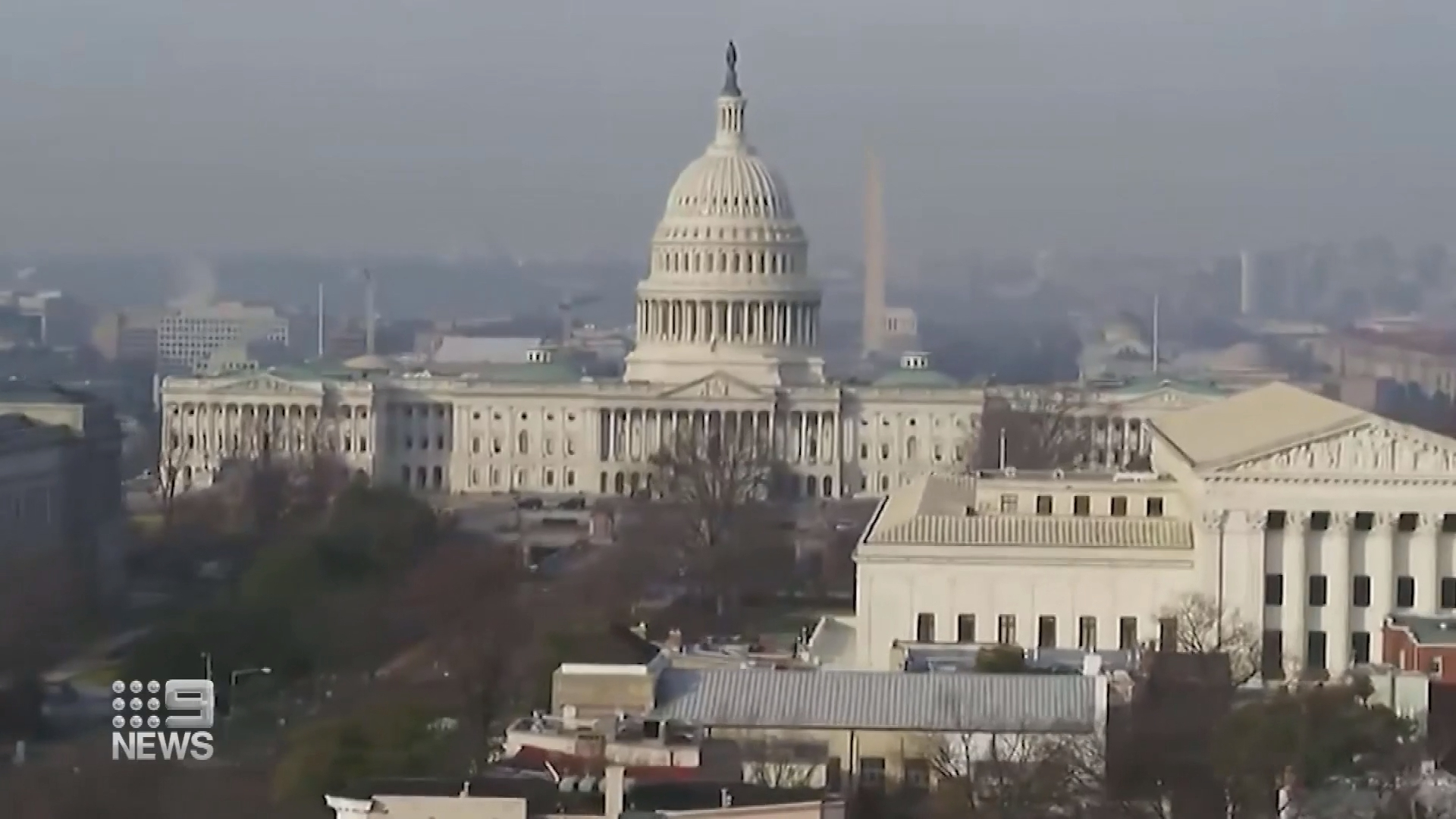 US police uncover possible Capitol breach plot