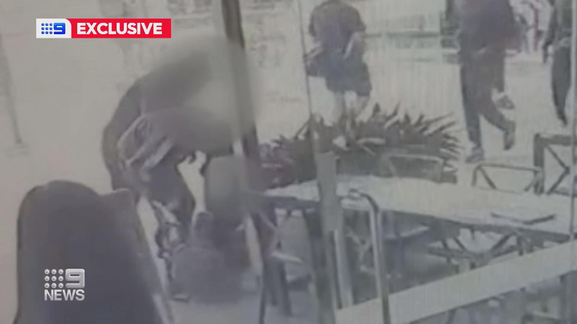 Brazen teenagers brawl in Sydney's west