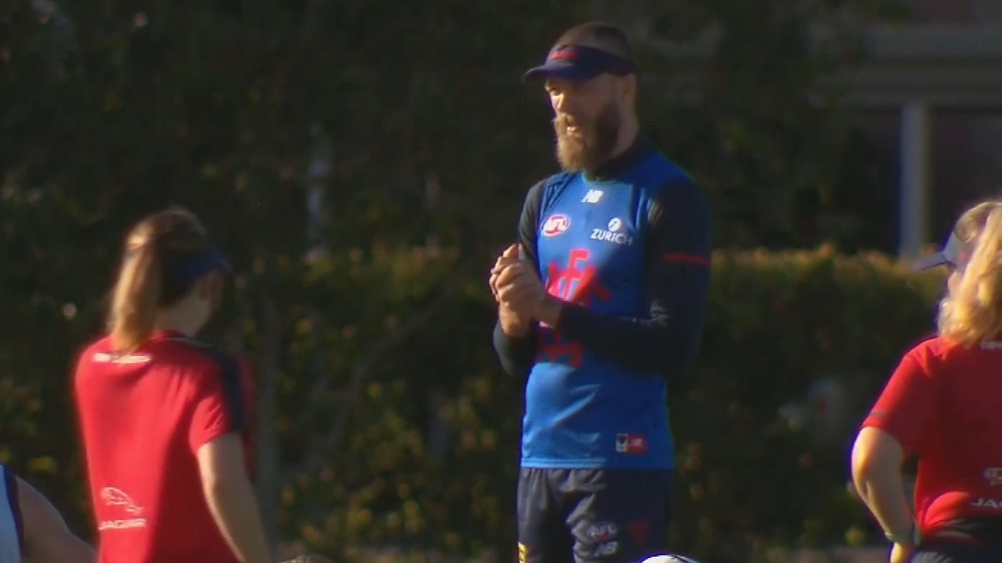 Max Gawn signs four year contract extension