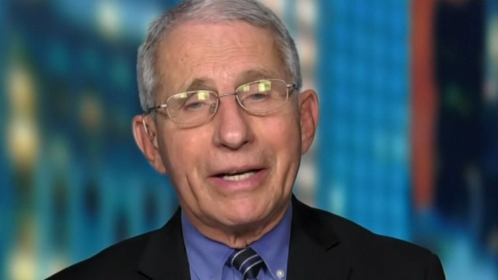 Dr Anthony Fauci slams decision to loosen coronavirus restrictions in some US states