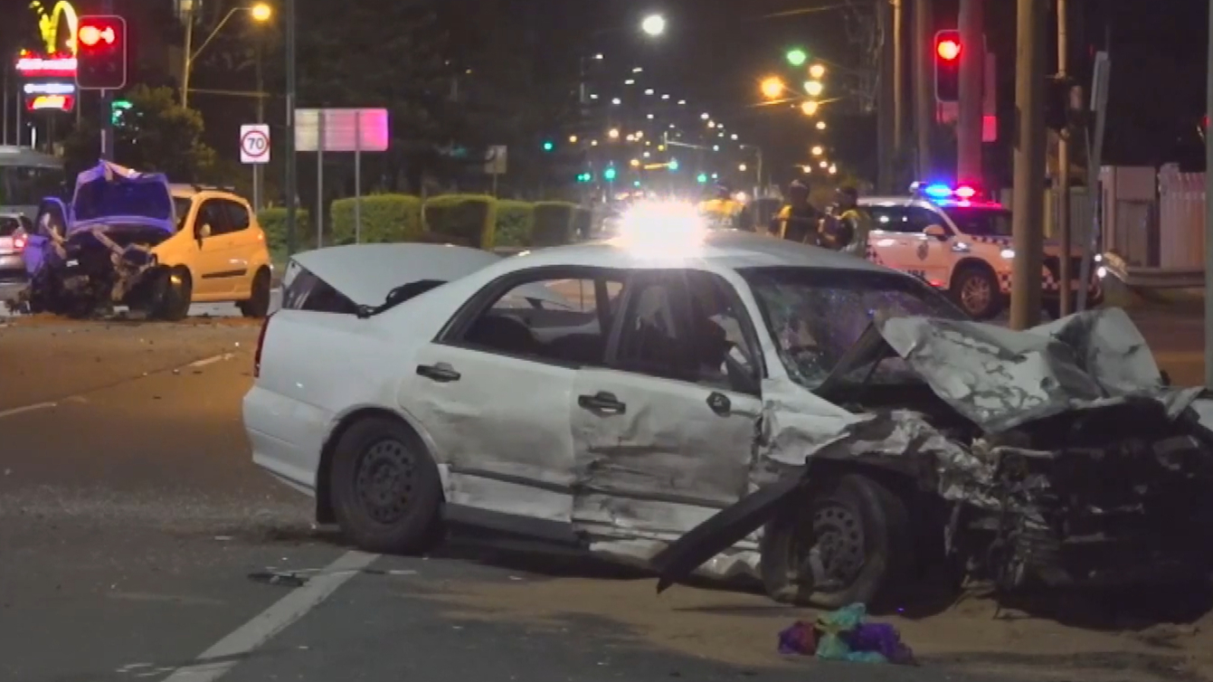 Cross-border police pursuit ends in horror crash