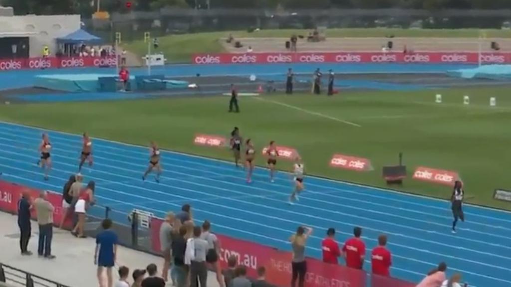 Bendere Oboya wins Melbourne Track Classic