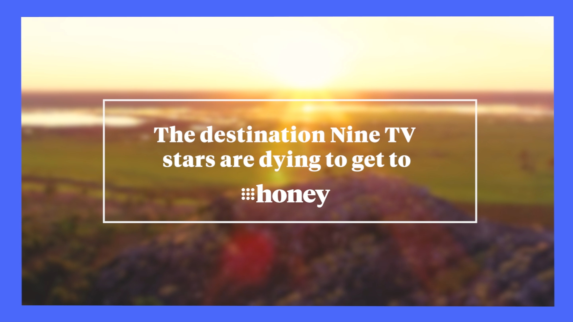The destination Nine TV stars are dying to get to