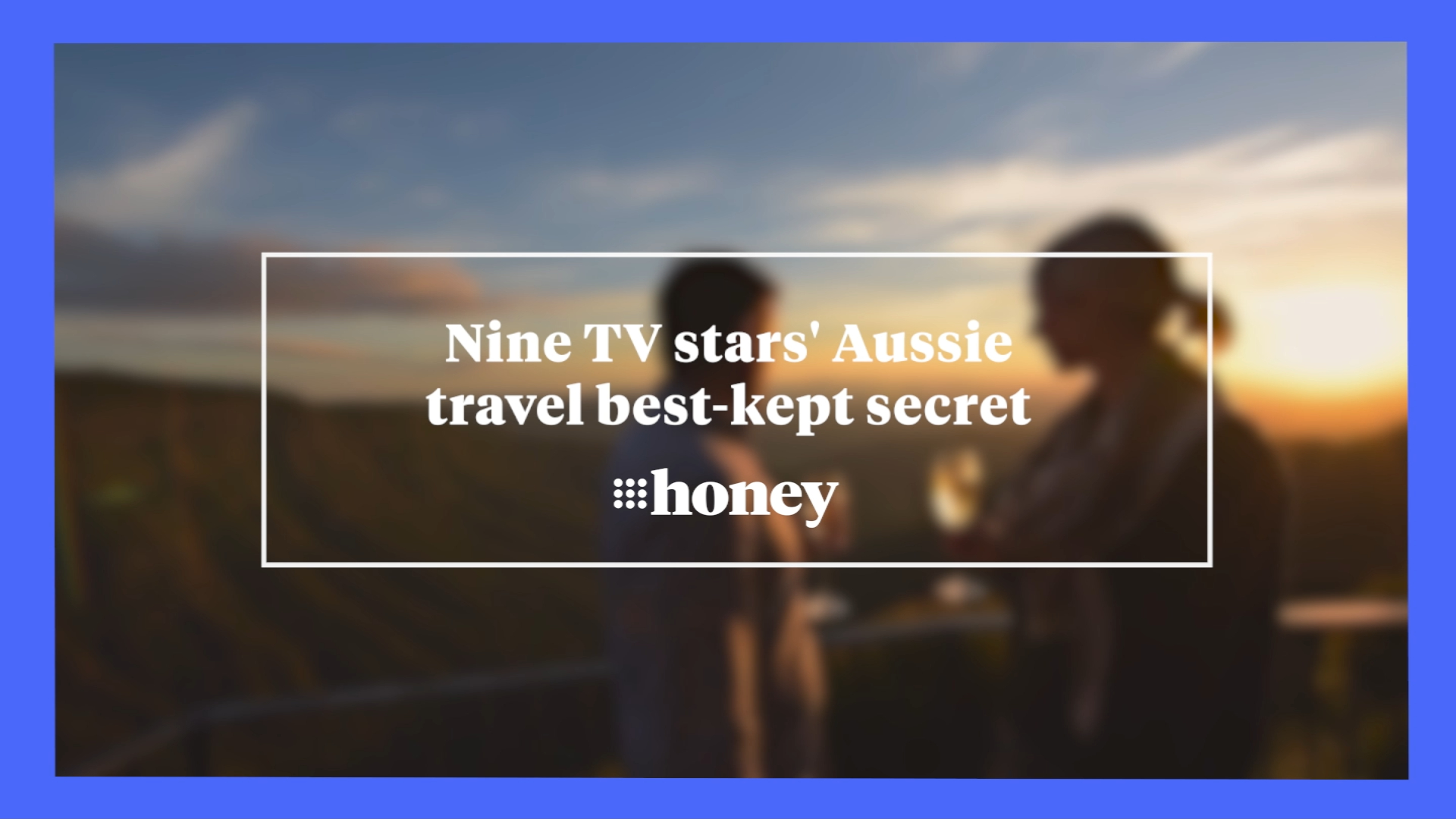 Nine TV stars' Aussie travel best-kept secret