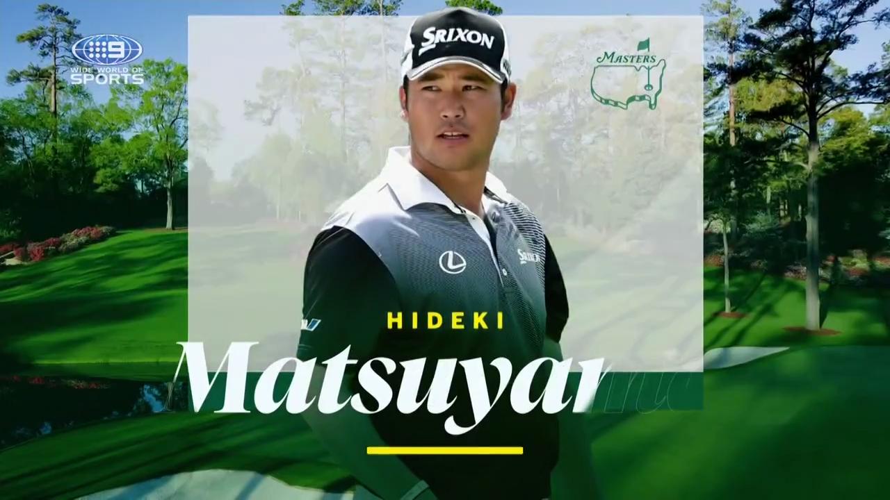 Matsuyama makes big move at Masters
