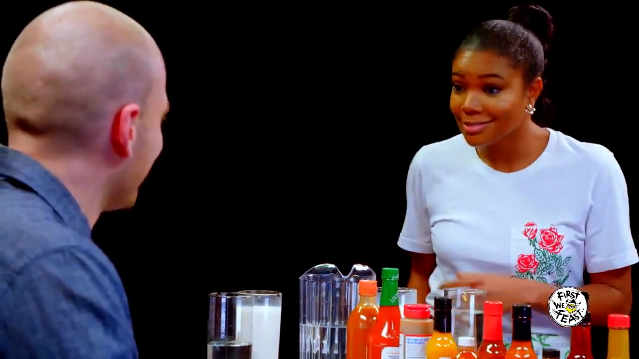 Gabrielle Union reveals DMX loved watching The Golden Girls