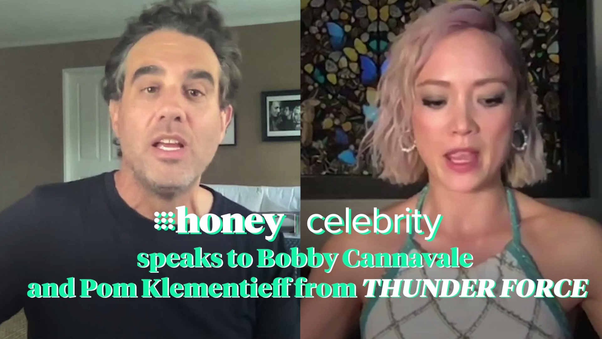 Bobby Cannavale and Pom Klementieff talk Thunder Force