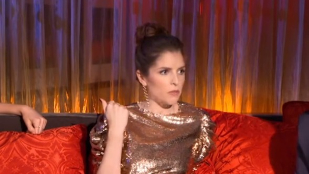 The awkward interview with Anna Kendrick and Blake Lively that cemented their feud