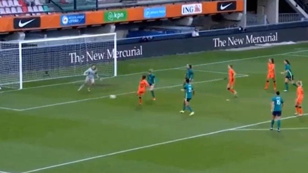 Matildas belted by Netherlands