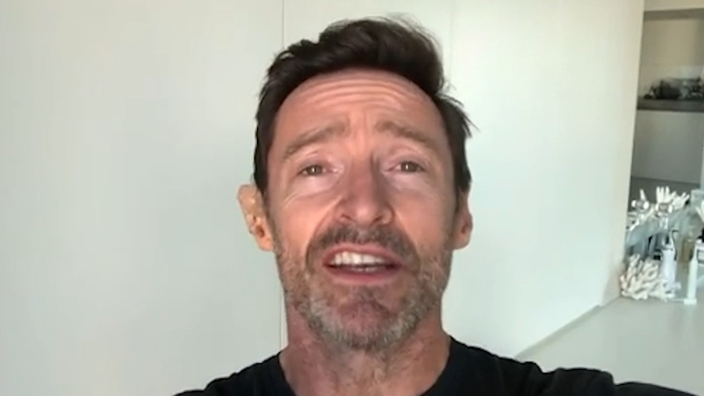 Hugh Jackman pleads with fans to get their skin checked: 'It's super easy to do'