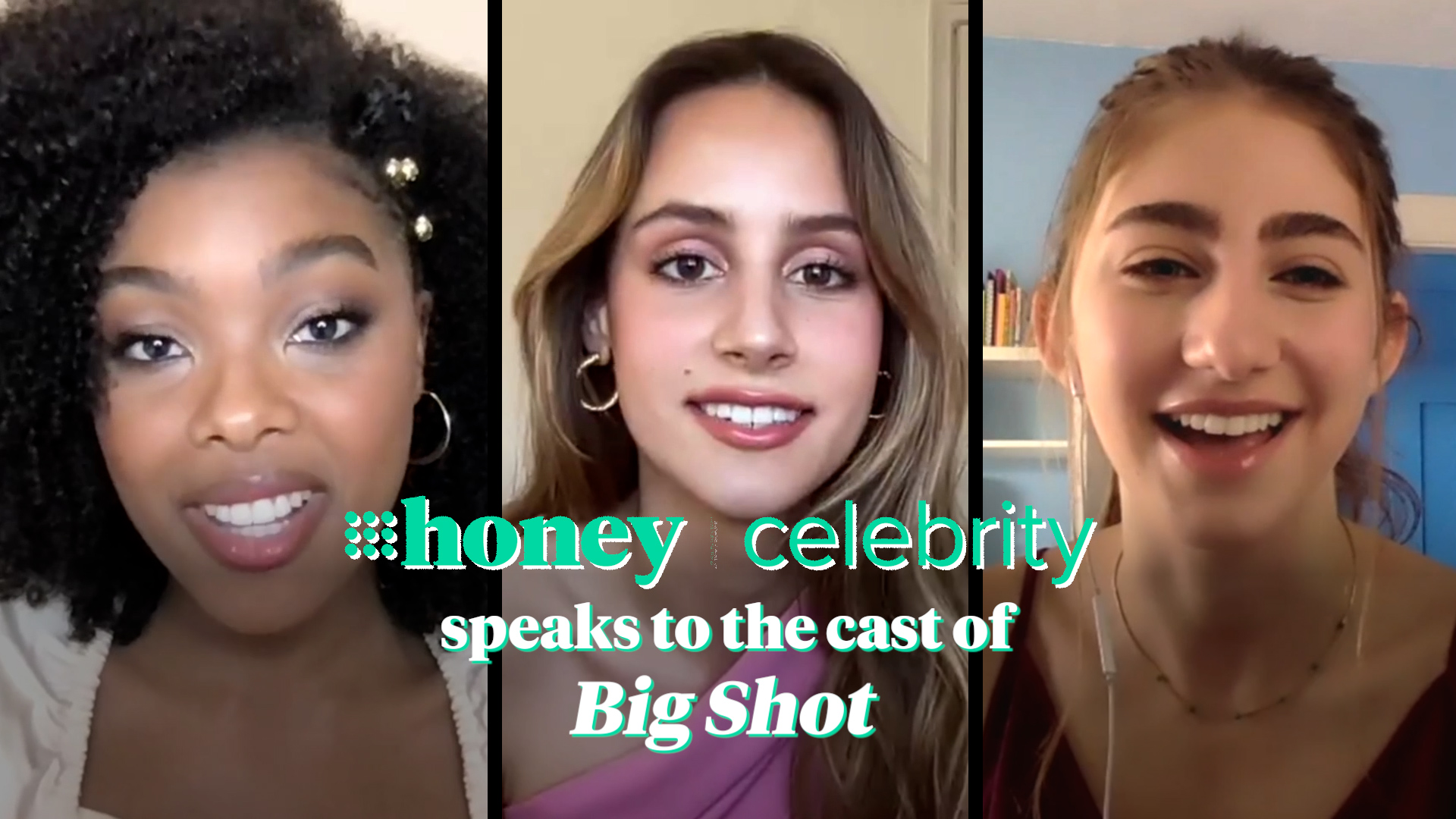 Big Shot cast talk John Stamos and feeling empowered on new Disney Plus series