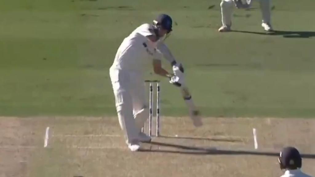 Marnus screamer ends NSW innings